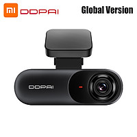 Global Version Xiaomi Youpin DDPAI Dash Cam mola N3 Driving Rec Car On-Dash Mounted Cameras with Super Night Vision