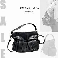 Túi xách nam nữ / 1992 s t u d i o/ QUINN BAG/ túi vừa laptop