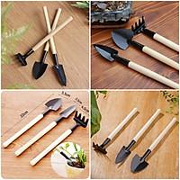 Bộ dụng cụ làm vườn 3 món dài 25cm (dài và khỏe)