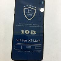 Kính Chống Nhìn Trộm 10D cho Iphone XS Max