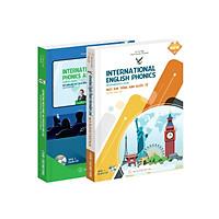 Combo Bộ sách Ngữ âm và Cách diễn đạt tiếng Anh Quốc tế cấp độ Trung Cấp & Nâng Cao (Kèm đĩa CD)