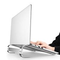 Giá Đỡ Máy Tính, Laptop, Macbook Hợp Kim Nhôm Cao Cấp. Hỗ Trợ Tản Nhiệt Chống Mỏi Cổ, Vai, Gáy. Hàng Chính Hãng Tamayoko