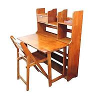 Bộ bàn ghế học sinh xếp gọn
