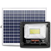 Đèn LED Năng Lượng Mặt Trời 40W | Chính hãng JINDIAN | [Model 2020]