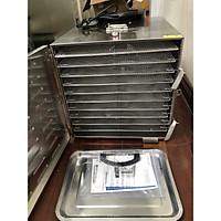 Máy sấy thực phẩm 10 tầng YX10 - Sấy dược liệu, hoa quả, làm khô gà, sấy các loại hạt, củ