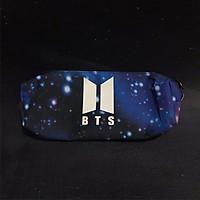 Hộp bút Bts galaxy idol Hàn Quốc