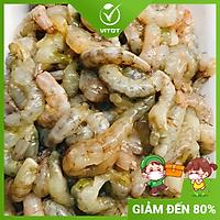 [CHỈ GIAO HN] - TÔM SẮT NÕN TƯƠI VITOT FOOD (500g/ khay)
