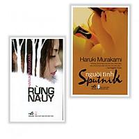 Combo Sách Văn Học Hay - Rừng Na Uy (Tái Bản Lần 4) + Người Tình Sputnik - (Tặng Kèm Bookmark Phương Đông)
