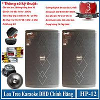 Loa treo karaoke DHD HP-12 Chính Hãng