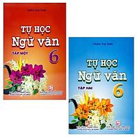 Combo Tự Học Ngữ Văn 6 - Tập 1 Và 2 (Bộ 2 Tập)