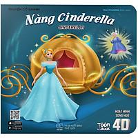 Hoạt Hình Song Ngữ 4D  - Nàng Cinderella