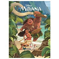 Disney Moana (Animated Stories Disney)