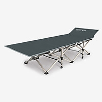 Rui Shida Restar folding sheets people office lunch bed simple accompanying bed folding chair 30 tube single strengthening 190CM flat head