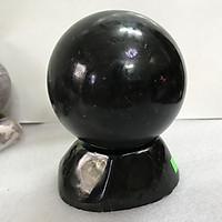 Trái cầu phong thủy nhiều màu đường kính 6.5 đến 7cm cho mệnh Kim Mộc Tủy Hỏa Thổ ( đá thật của Việt Nam)