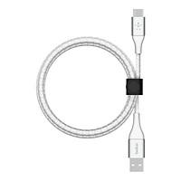 Cáp USB Type C BOOST↑CHARGE Belkin vỏ dù, chứng chỉ USB-IF, 1m & 2m - Hàng Chính Hãng - CAB002bt