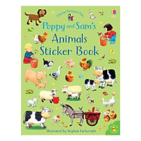 Poppy and Sam's Animals Sticker Book - Farmyard Tales Poppy and Sam