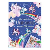 Usborne Little Transfer Book: Unicorns