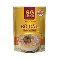 Cháo Bổ dưỡng Sài Gòn Food Bồ câu yến mạch hạt sen 240g