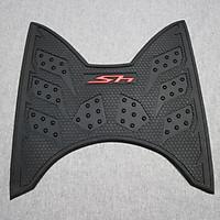 Thảm lót chân bằng cao su cao cấp dành cho xe máy SH 300i mẫu mới