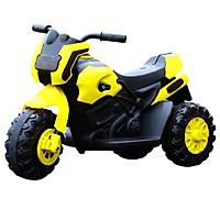 Xe máy điện 3 bánh A9999 moto đạp ga cho bé tự lái (Đỏ-Cam-Trắng-Vàng-Xanh)