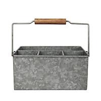 Hộp đựng đồ có quai xách LT Monote, chất liệu sắt tấm