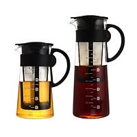 Bình Pha Cà Phê Cold Brew, Cafe Ủ Lạnh, Trà - Thủy tinh 650ml