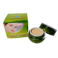 Kem dưỡng da mặt - Se khít lỗ chân lông 20g - Nhật Việt Trà xanh - Cám gạo
