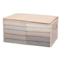 Túi Đựng Quần Áo Chăn Mỏng Size Vừa (50 x 32 x 24 cm)