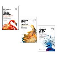 Combo 3 Cuốn Sách Đặc Biệt Về Định Giá: Những Nguyên Tắc Định Giá Sản Phẩm Thỏa Mãn Người Dùng + Lời Tự Thú Của Một Bậc Thầy Định Giá + Chiến Lược Định Giá Đột Phá Thị Trường