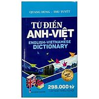 Từ Điển Anh - Việt (298.000 Từ)