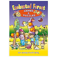 Enchanted Forest Game & Puzzles