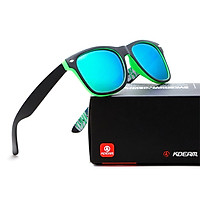Women Men Square Outdoor Classical Polarized UV400 Sun Glasses