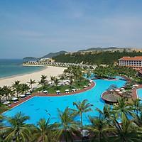 [Thu Tỏa Nắng] Vinpearl Resort 5* Nha Trang - Gói 03 Bữa Buffet, Lựa Chọn Thêm Gói Vui Chơi VinWonders Không Giới Hạn, Quỹ Phòng Có Hạn