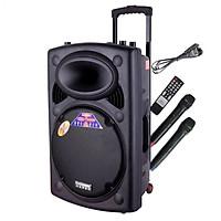 Loa kẹo kéo karaoke bluetooth Temeisheng 297L - Hàng nhập khẩu