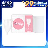 Bộ sản phẩm cốc nguyệt san Lincup (34ml)