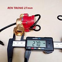 Công tắc cảm biến dòng chảy cho máy bơm tăng áp công suất 100W