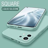 Ốp Lưng Silicone Cho Điện Thoại Xiaomi Mi 10 11 10t Pro Lite 10s