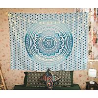 Tấm decor treo tường simple xanh lá