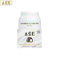 Kem ACE Trắng Da Toàn Thân chiết xuất từ trái bơ  200g