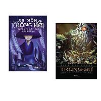 Combo 2 cuốn sách: Sa môn Không Hải thết yến bầy quỷ Đại Đường 4 + Trùng sư - Trùng trùng bí ẩn