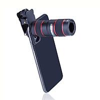12X  Phone Camera Telephoto Telescope Lens For Universal Smart Phone