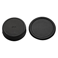 Bộ Cap Body Và Cap Lens Pentax