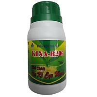03 Hộp Phân bón cao cấp KINA R206 kích thích RA RỄ CỰC MẠNH Chai 100ml