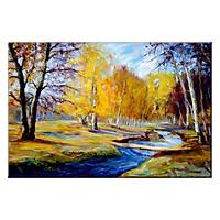 Tranh Canvas Thế Giới Tranh Đẹp Scenery-040