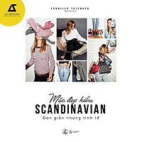 Sách - Mặc Đẹp Kiểu Scandinavian