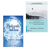 Combo Vượt Qua Giới Hạn Của Bản Thân: Cởi Trói Linh Hồn + Hành trình của linh hồn (Nhật Ký Thế Giới Về Linh Hồn)