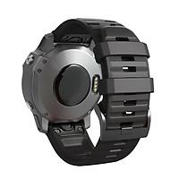 Dây đeo thay thế dành cho Garmin Fenix 5s / 5s Plus / Fenix 6s quickfit silicone (20mm)