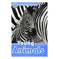 Oxford Read and Discover 1: Young Animals Audio CD Pack