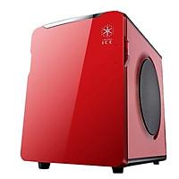 Thùng máy tính HTPC mini Beetle Red
