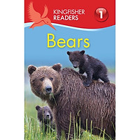 Kingfisher Readers Level 1: Bears